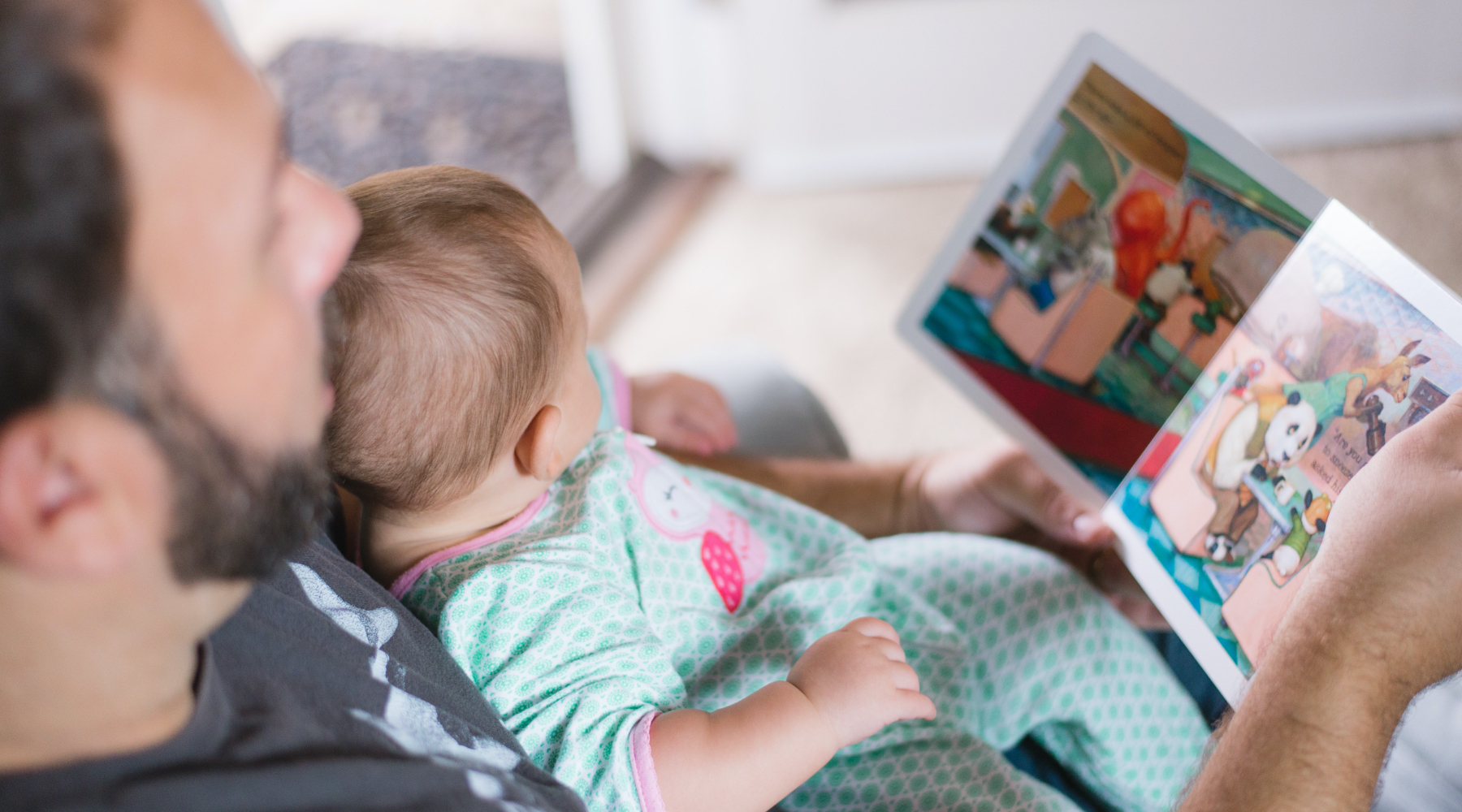 THINK OF...STORY TIME WITH DAD